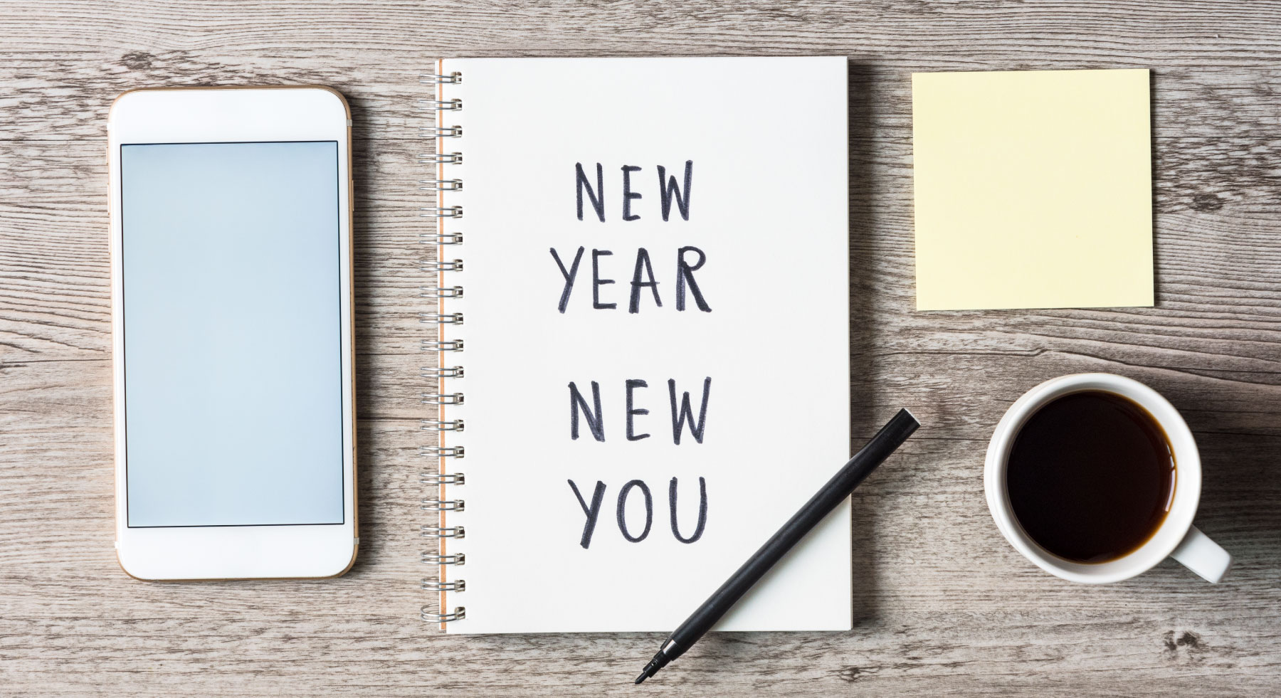 Keeping Your New Year's Resolutions